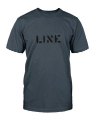Line Stencil Tee 2019