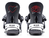 Ride DVA Women's Snowboard Bindings 2019