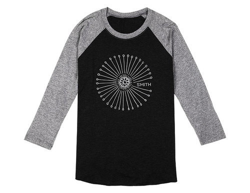 Black/Charcoal Heather