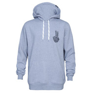 Planks Hand of Shred Hoodie 2019