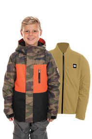 686 Smarty 3-in-1 Insulated Youth Jacket 2020