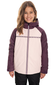 686 Speckle Insulated Youth Girls Jacket 2020