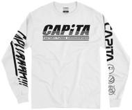 Capita Factory Longsleeve Shirt 2020