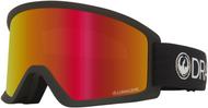 Black/Lumalens Red Ion