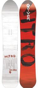 Nitro Quiver Fusion Snowboard 2020