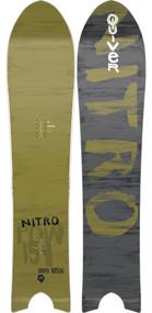 Nitro Quiver Pow Snowboard 2020