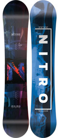 Nitro Prime Overlay Snowboard 2020