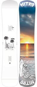 Nitro SHtik Snowboard 2020