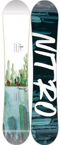 Nitro Mercy Women's Snowboard 2020