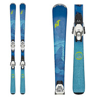 Nordica Astral 74 CA Women's Skis + TP2 Compact 10 FDT Bindings 2020