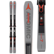 Atomic Savor 7 Skis + FT 12 Bindings 2020