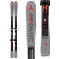 Atomic Savor 7 Skis + FT 12 Bindings 2020