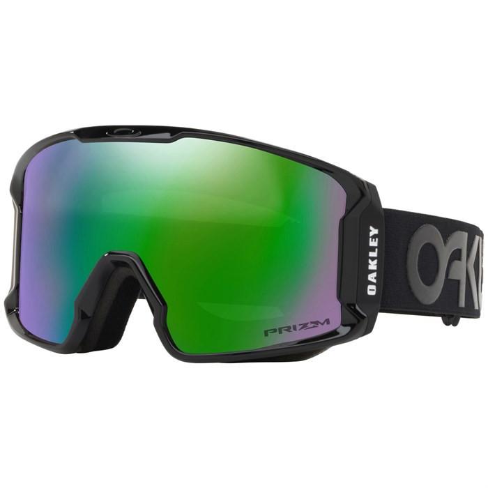 Oakley Line Miner XM Goggle - Celeste Balsam - Prizm Jade