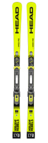 Head WC Rebels iRace Pro Skis + RP WCR 14 Bindings 2020