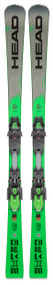 Head Supershape i.Magnum SW Skis + PRD 12 GW Bindings 2020