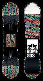 Rome Kashmir Women's Snowboard 2020