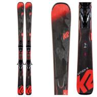K2 Anthem 80 Women's Skis + ER3 10 TCX Light Quikclik Bindings 2020