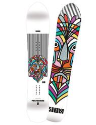 Zion Pulver-Izer Snowboard 2020