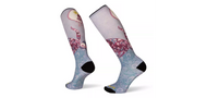 Smartwool PhD Ski Ultra Light Rhythm of Time Print Women's Socks 2020