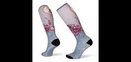 Smartwool PhD Ski Ultra Light Rhythm of Time Print Women's Socks 2020