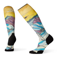 Smartwool Women's PhD® Ski Light Elite Afterglow Print Socks 2020