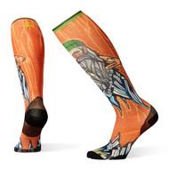 Smartwool PhD® Ski Ultra Light Old Man Winter Print Socks 2020