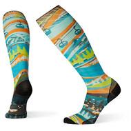 Smartwool PhD® Ski Ultra Light 25th Anniversary Print Socks 2020