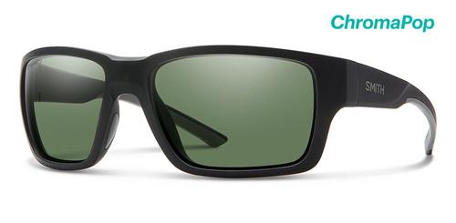 Matte Black/Polar Gray Green