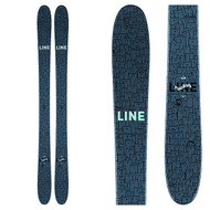 Line Ruckus Youth Skis 2021