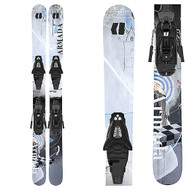 Armada Bantam Youth Skis + C5 Bindings 2021