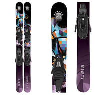 Armada Kirti Youth Skis + C5 Bindings 2021