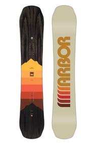 Arbor Shiloh Rocker Snowboard 2021