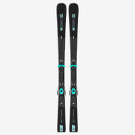 Salomon S/Force 7 Women's Skis + M10 GW Bindings 2021