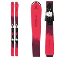 Atomic Vantage Girl X Junior Skis + L6 GW Bindings 2021