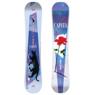 Capita Space Metal Fantasy Women's Snowboard 2021