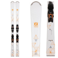 Volkl Flair 76 Women's Skis + vMotion 10 GW Bindings 2021