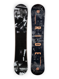 Ride Heartbreaker Women's Snowboard 2021