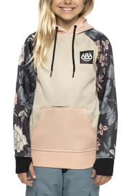 686 Bonded Pullover Girl's Hoodie 2021