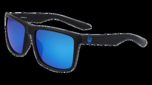 Matte Black H2O / LL Blue Ion Polar
