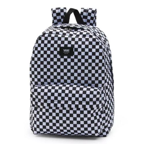 Black/White Checkered