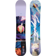 Capita Space Metal Fantasy Women's Snowboard 2022