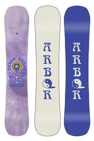 Arbor Draft Camber Snowboard 2022