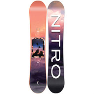 Nitro Mercy Women's Snowboard 2022