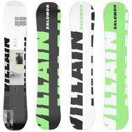 Salomon The Villain Snowboard 2022
