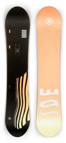 Ride Compact Women's Snowboard 2022
