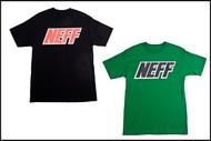 Neff Banks Tee Shirt