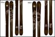 4frnt TNK Junior Skis 2010
