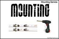 Service: Mounting Ski Bindings