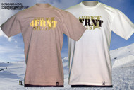 4Frnt Yellow Snow Tshirt