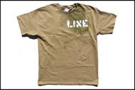 Line Stencil Tshirt 2011